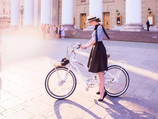 Велозабег от культового велосипедного бренда Electra и вело-клубов ELECTRA ANGELS и Iron Wheels