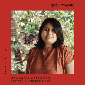 Maanasi Hattangadi on architecture practice as a critical balance of thinking and making.