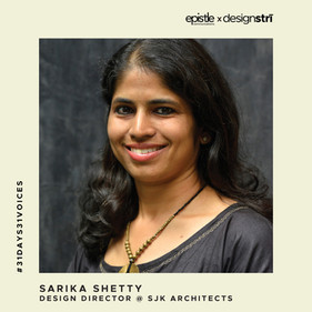 Sarika Shetty on why architecture transcends its makers.