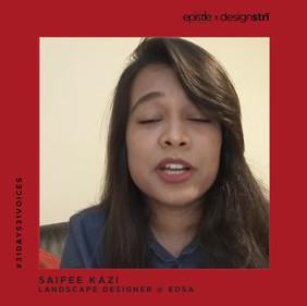 Saifee Kazi on why communication is critical to the creative process.