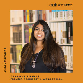 Pallavi Biswas on the importance of collaboration and mentorship.