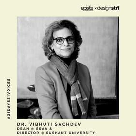 Dr Vibhuti Sachdev on leading with empathy.