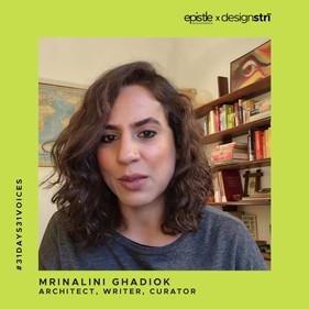 Mrinalini Ghadiok on dealing with gender bias.