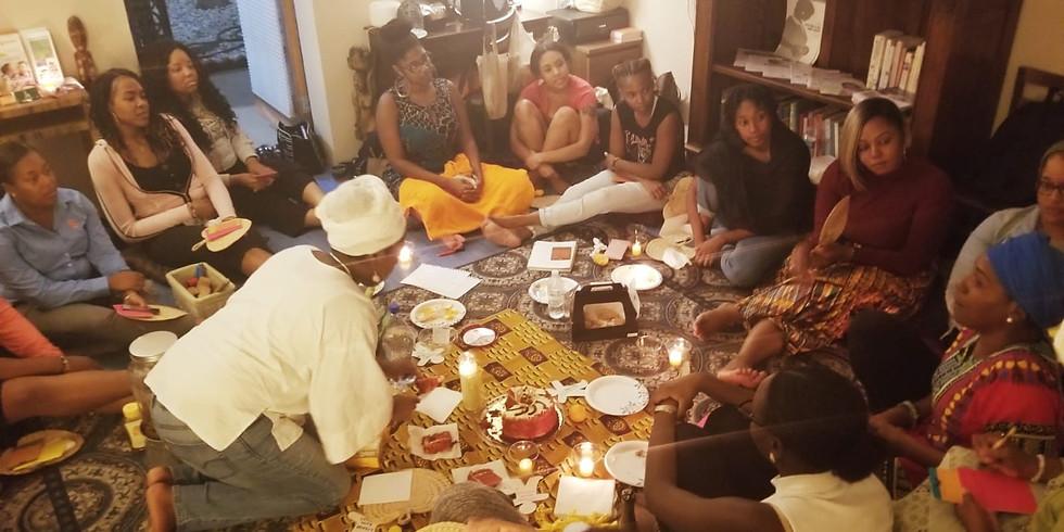 Full Moon Sacred Healing Circle