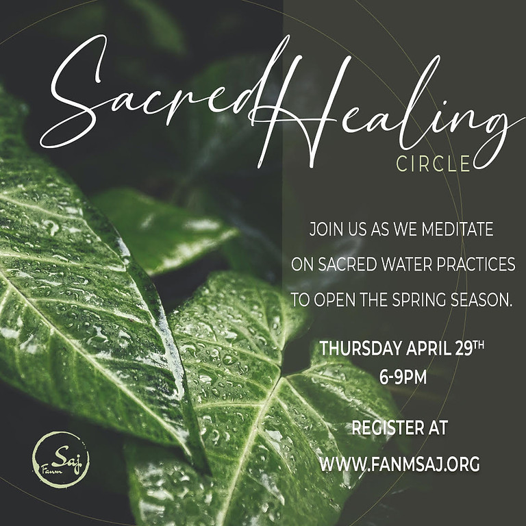 Full Moon Sacred Healing Circle: Zen meditation