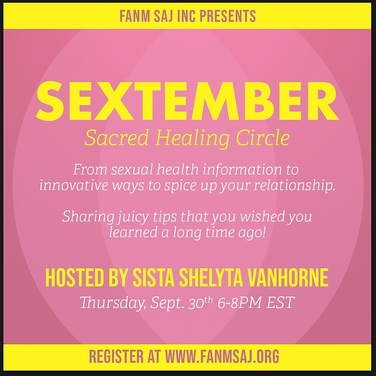 Sextember Sacred Healing Circle