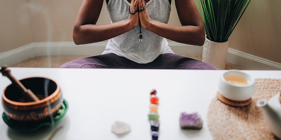 Monthly Virtual Full Moon Sacred Healing Circle