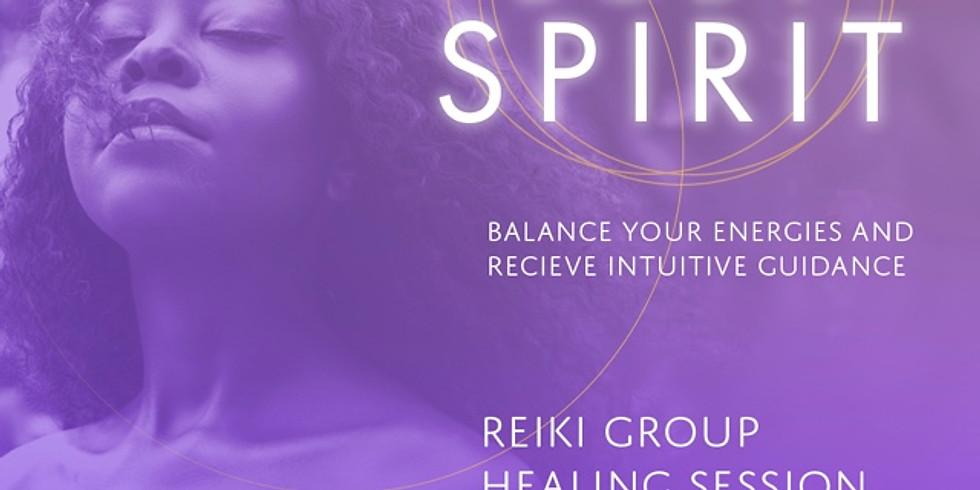 Reiki Circle for Healing
