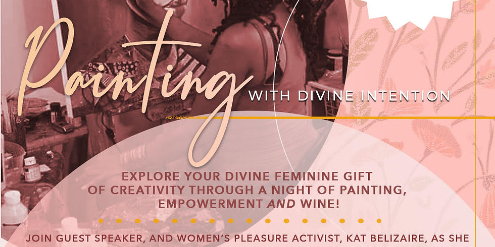 Painting with Divine Intention