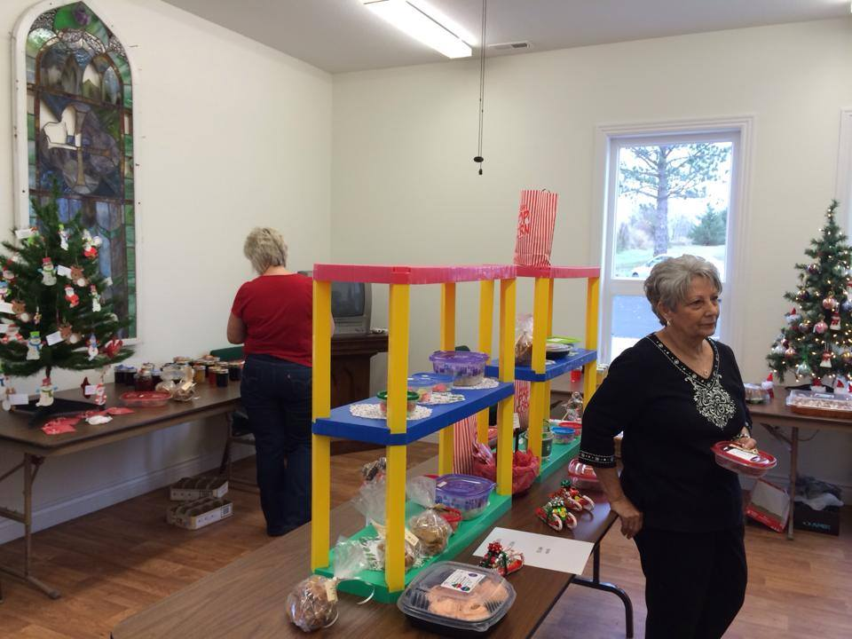 United Methodist Women's Christmas Bazaar