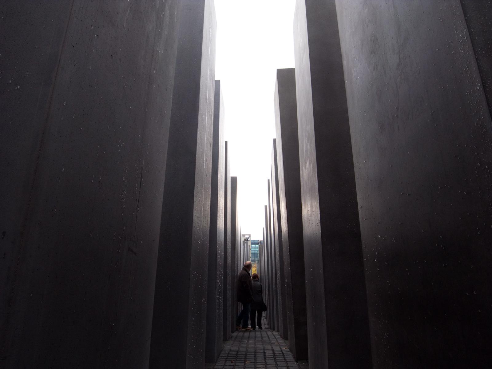 Denkmal für die ermordeten Juden Eur