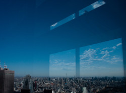 Reflection, Tokyo