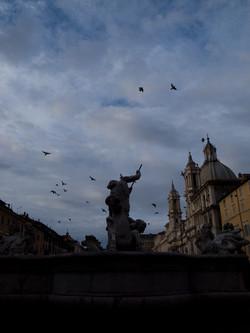Piazza Navona, 2011