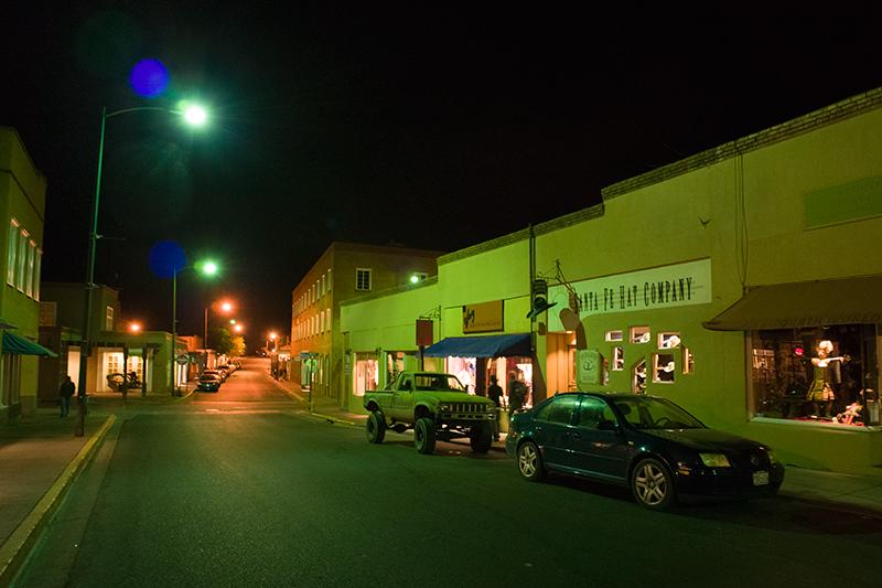 Santa Fe, 2013