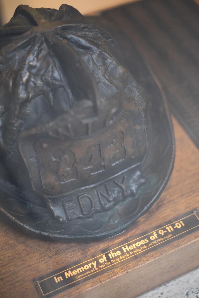 Statue in memory