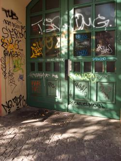 Graffiti, Berlin, 2009