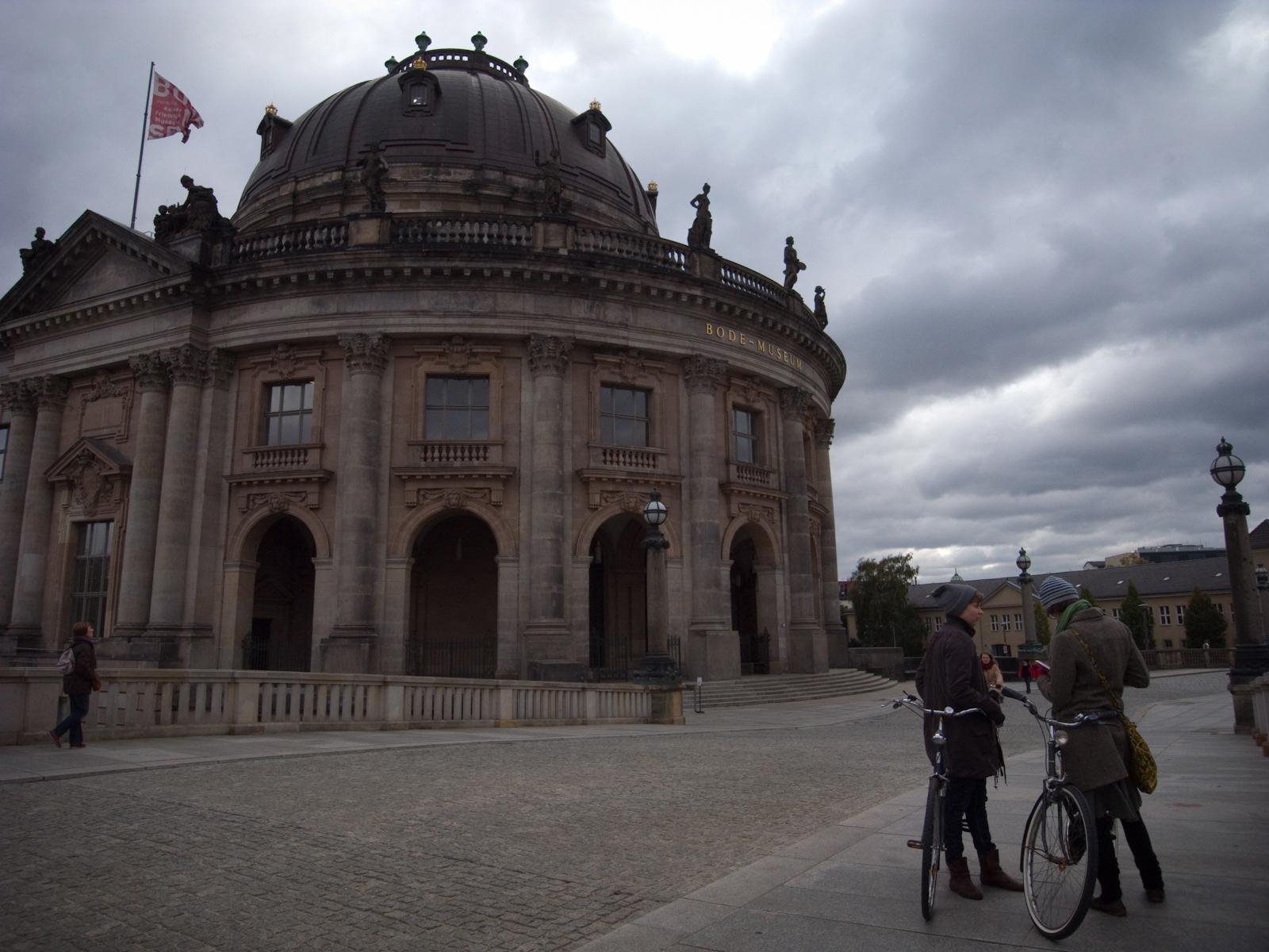 Bode Museum, Berlin, 2009