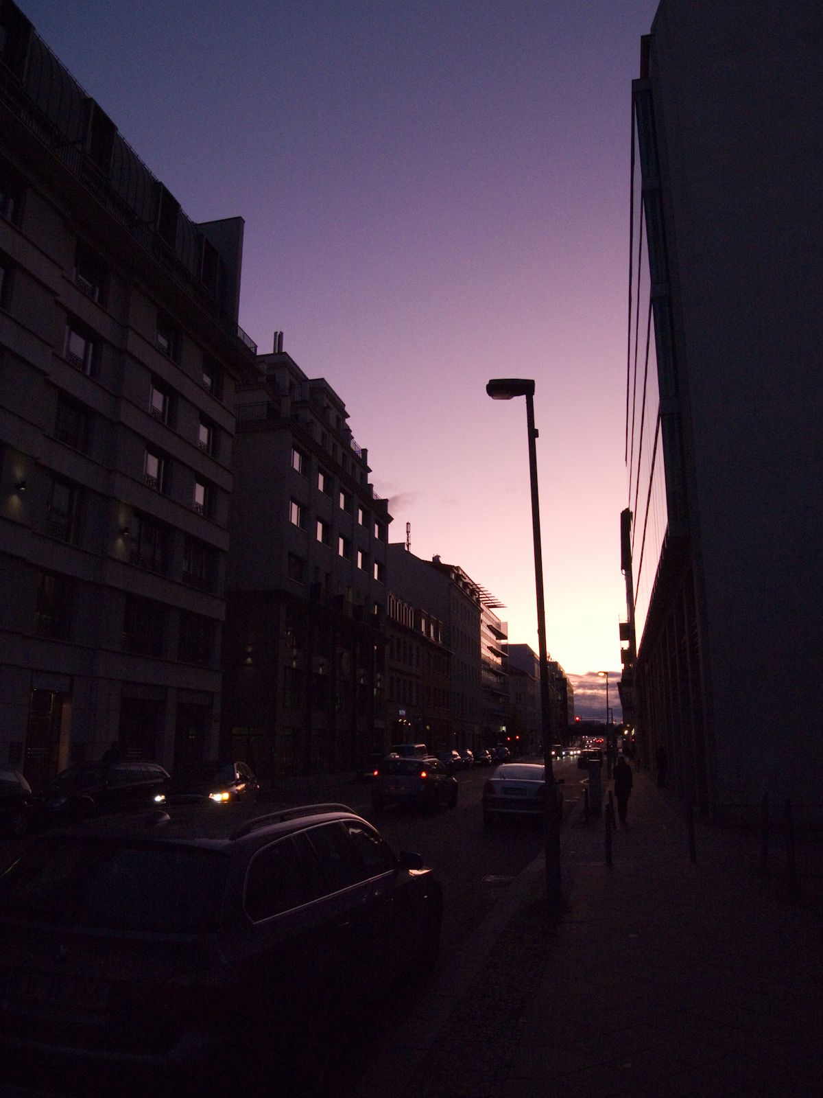 twilight, Berlin, 2009