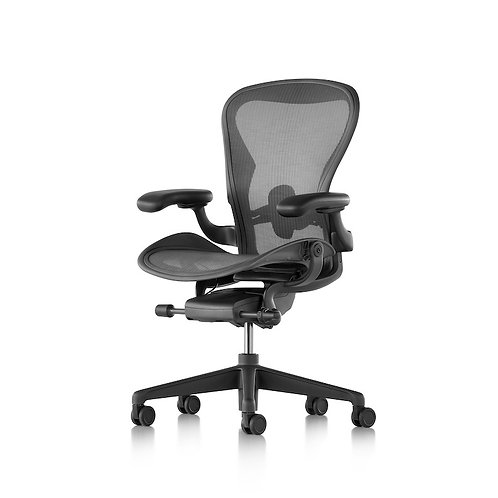 GNE Herman Miller Aeron Task Chair - Graphite