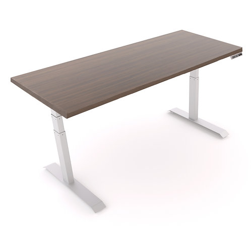 "Apple Height Adjustable Table - 46"" x 29"""