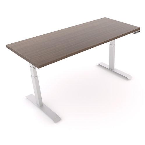 """Apple Height Adjustable Table - 58"""" x 29"""""""