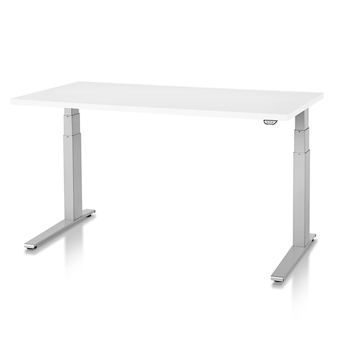 Intuit Motia 30x48 table desk - white glove delivered
