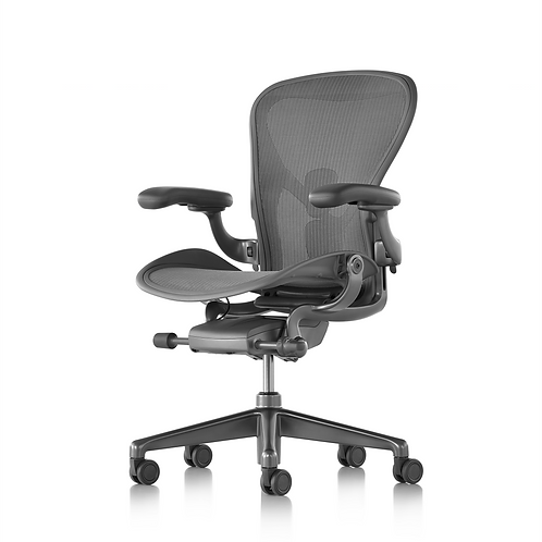 Herman Miller Aeron Remastered with Adjustable Posture Fit SL - ACB