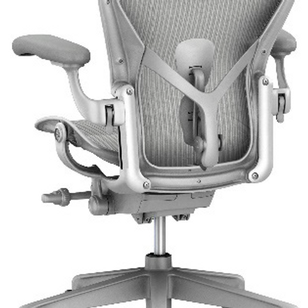 GoPro Aeron Posture Fit Chair - Mineral