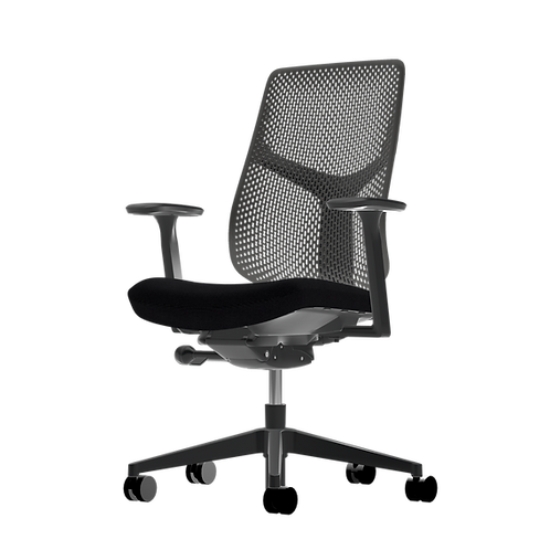 Honey Herman Miller Verus chair