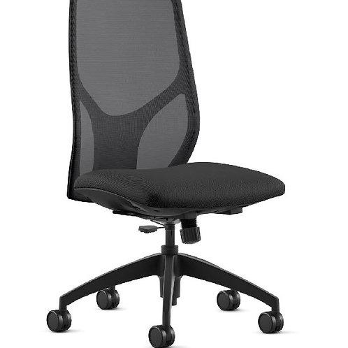 PG&E 9 to 5 Vault Mesh Chair, Armless