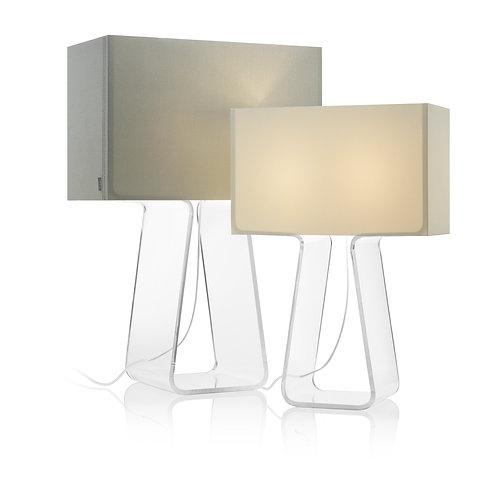 "LinkedIn Pablo 14"" Tube Top Table Lamp"