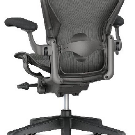 GoPro Aeron Lumbar Chair - Carbon