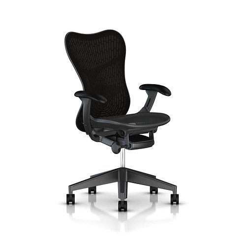 Honey Herman Miller Mirra2  Chair