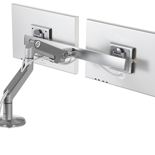 LinkedIn Humanscale M8.1 Dual Monitor Arm
