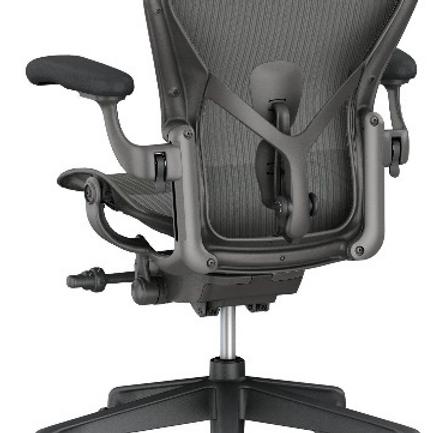 GoPro Aeron Posture Fit Chair - Carbon