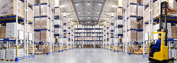 shuttershock image of warehouse showing inventory