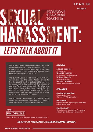 LIM Sexual Harassment Circle Dialogue.pn