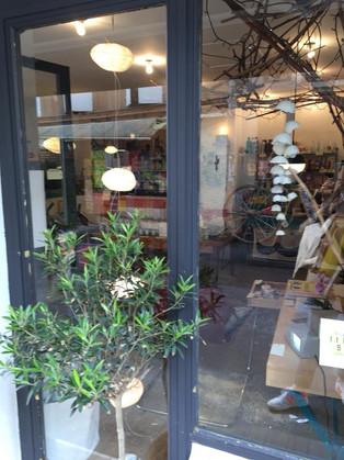 POINT DE VENTE, la boutique Inaluk à Montreuil (93)