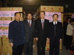 日本大地震賑災物資 2011.03