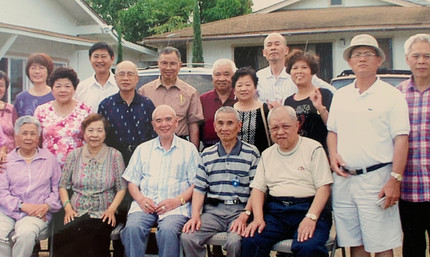 2001年在夏威夷檀香山成立天威佛堂