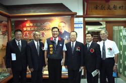 新竹市政府將老前人行誼納入新竹市市誌及百大名人錄