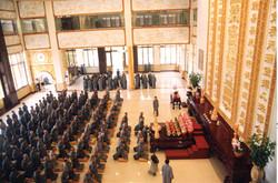 基礎忠恕道場 -2000 年忠恕道院開壇典禮