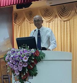 2016 0625馬來西亞一貫道總會道學講座,林文恬總會長主持