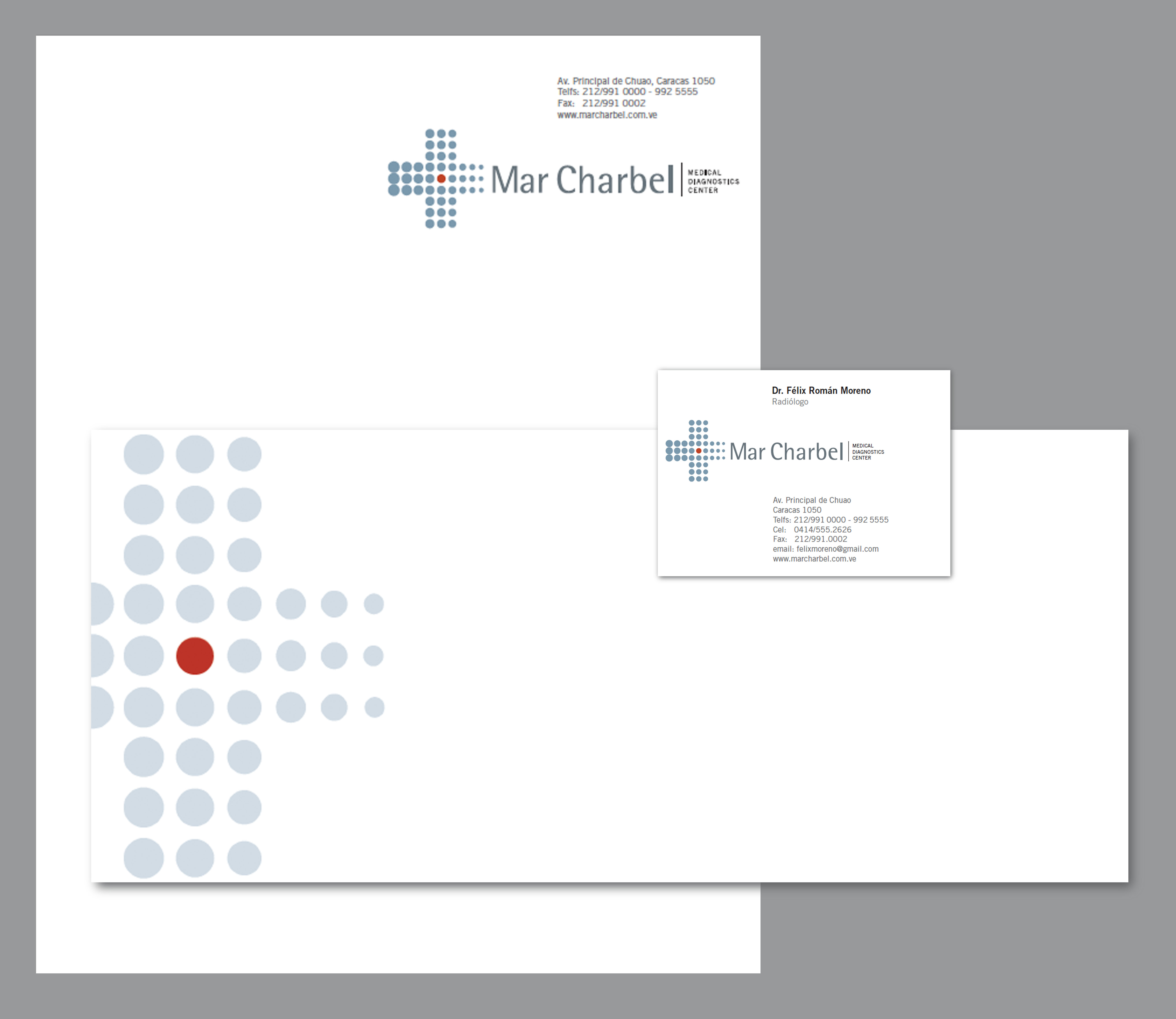 MAR CHARBEL STATIONERY