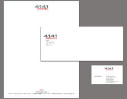 4141 Stationery