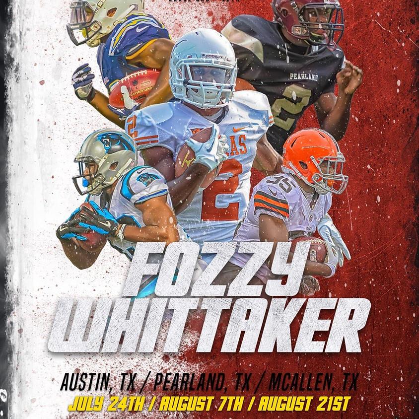 Fozzy Whittaker Camp & Showcase