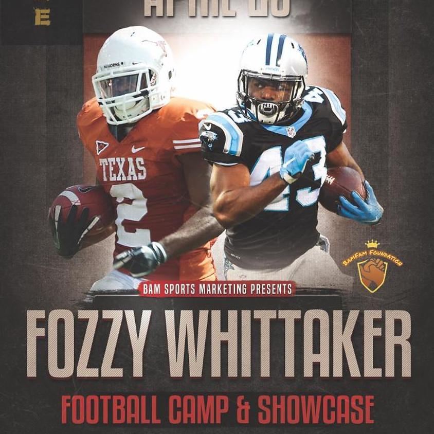 Fozzy Whittaker Football Camp & Showcase