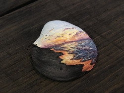 Topsail Sunrise