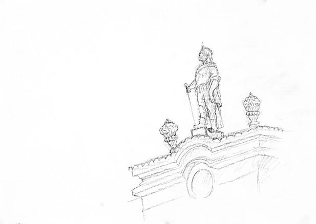 Sculpture Sketch 2
