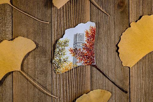 [Private Listing] DH Hill - Autumn Belltower
